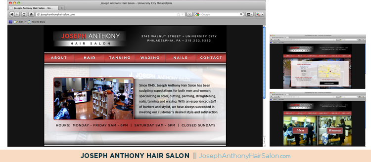 Joseph Anthony Hair Salon